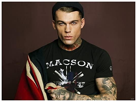Stephen James Macson Spring Summer 2015 Campaign