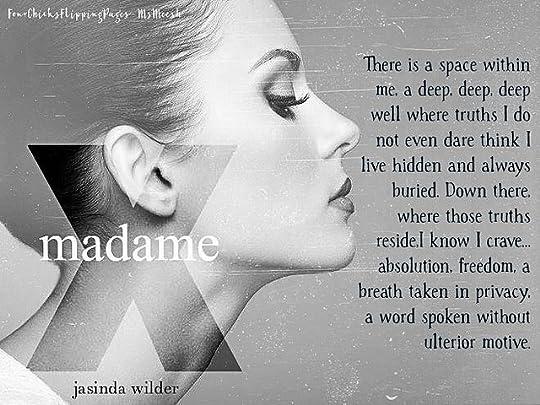 #MadameX