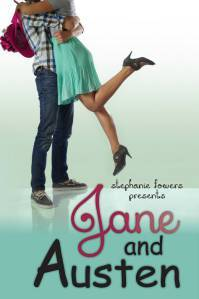 Jane and Austen crunched cover