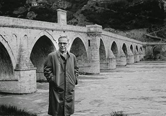 the historical chronicle of the bridge on the drina by ivo andric Noble prize in literature recipient he is best known as the 1961 nobel prize in literature recipient for the epic force with which he has traced themes and depicted human destinies drawn from the history of his country and especially in the bridge on the drina.