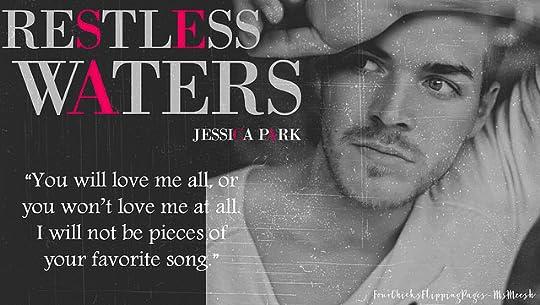 #RestlessWaters