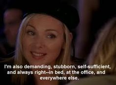 Samantha Jones quote