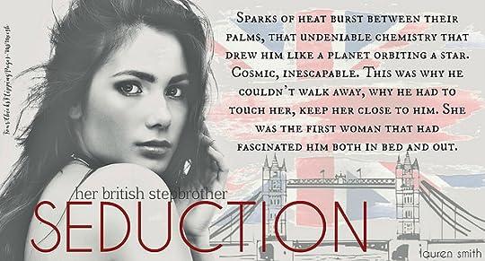 #Seduction_laurenSmith