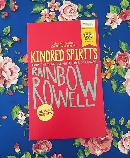 Rainbow Rowell  Author...