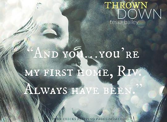 #ThrownDown