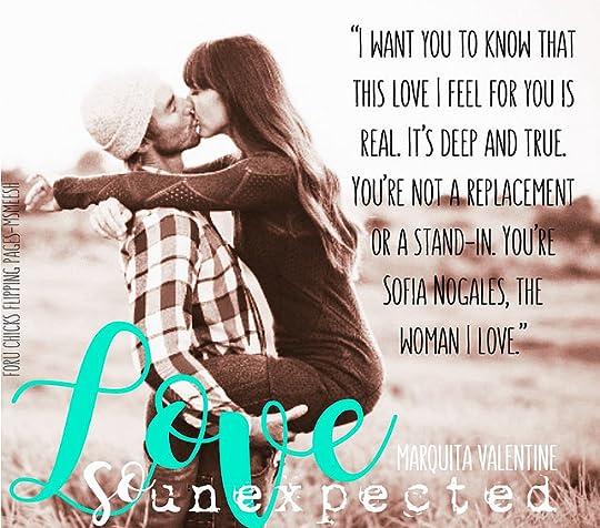 #LoveSoUnexpected