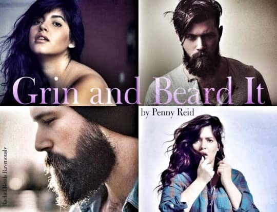 Grin and Beard It (Winston Brothers, #2) by Penny Reid