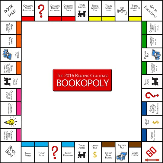 bookopoly board