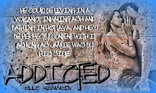 #Addicted_ElleKennedy