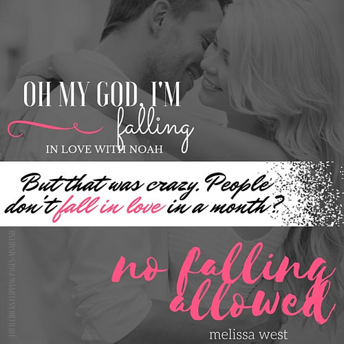 #NofallingAllowed