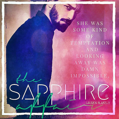 #TheSapphireAffair