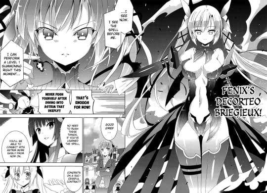 Anime, Fan Fiction and Books  Oh My!: Magika Swordsman and